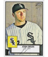 Josh Fields Topps '52 2007 #75 Rookie Card Chicago White Sox - $0.15