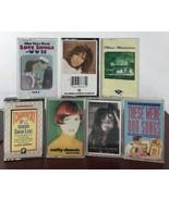 Lot Of 7 Cassette Song - $9.50