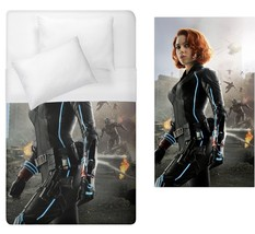 Black widow Duvet Cover Single Bed Size  - $70.00