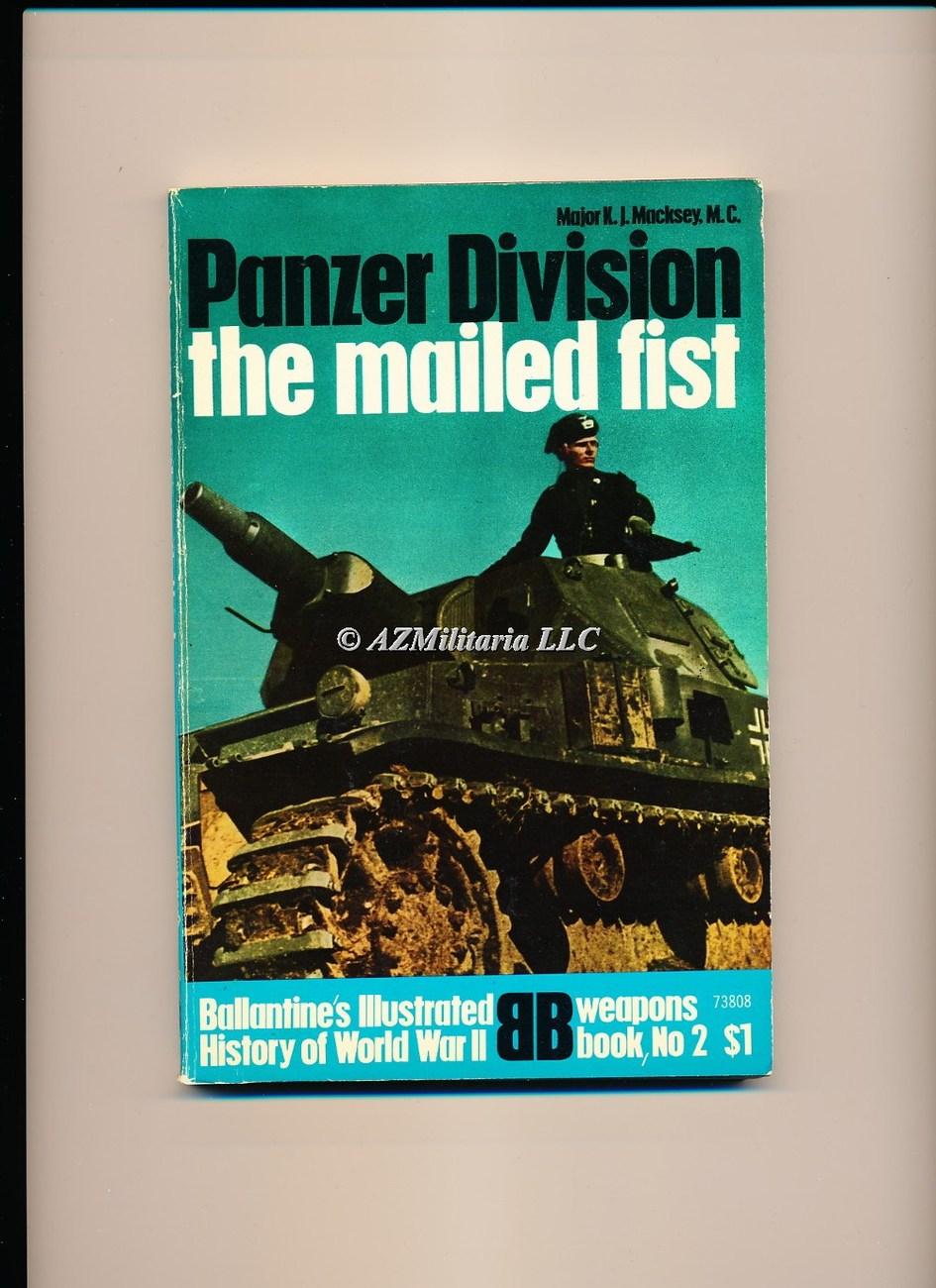 Panzer Division The Mailed Fist (Weapons Book, No 2)