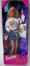 Barbie Doll at FAO Schwarz Special Edition 1996 Mattel Loves to Shop 17298 - $28.18