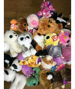 * Huge Build your own LOT of retired TY Beanie Boos stuffed animal toys ... - $0.98+