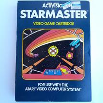 Activision Starmaster AX-016 Atari Video Game Cartridge - $12.60