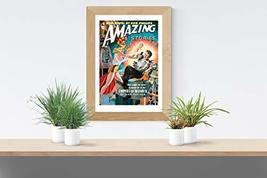 "Amazing Stories Cover Empire of Women - Art Print - 13"" x 19"" - Custom Sizes Ava - $25.00"