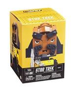 Mega Construx Kubros Star Trek Worf - $14.69