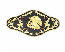 Texas West Western Cowboy/Cowgirl Premium Buckle Head In Multi Symbol - $15.19