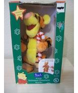 "Disney Winnie the Pooh EZ Light ""Tigger"" Animated Ornament  - $35.00"