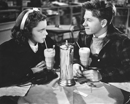 Love Finds Andy Hardy Judy Garland Mickey Rooney 16X20 Canvas Giclee - $69.99
