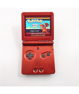 Nintendo Game Boy Advance GBA SP Red Famicom System AGS 101 Brighter MIN... - $130.63