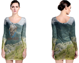 Beaver valley long sleeve bodycon dress thumb155 crop