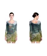 BEAVER VALLEY LONG SLEEVE BODYCON DRESS - $25.99+