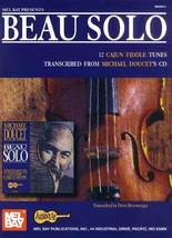 Beau Solo: 12 Cajun Tunes Transcribed From M. Doucet - $8.38