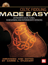 Celtic Fiddling Made Easy/2 Arrangements Per Song! - $14.57