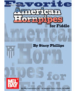 Favorite American Hornpipes For Fiddle - $10.14