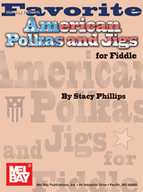 Favorite American Polkas and Jigs For Fiddle - $10.14