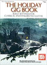 Holiday Gig Book/FIngerstyle Guitar  - $11.05