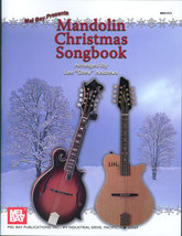 Mandolin Christmas Songbook/Easy/With Tab  - $8.41