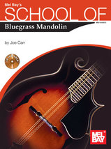 School of Bluegrass Mandolin/Joe Carr/w/CD - $11.93