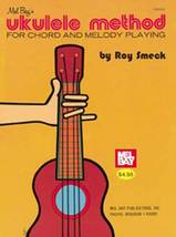 Uke Method for Chord and Melody Playing/D tuning/Smeck - $4.95