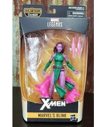 Marvel Legends Series Blink (BAF Caliban) X-men Wave 4 - $23.38