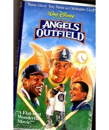 Angels In The Outfield VHS - $7.00