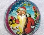 Ornamentpapermacheball santa 1 thumb155 crop