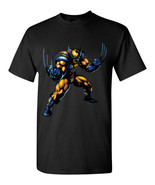 Classic Comic Wolverine T-Shirt - $18.95+