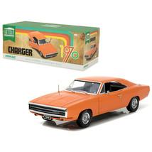 1970 Dodge Charger HEMI Orange Artisan Collection 1/18 Diecast Model Car... - $84.95