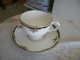 Wedgwood cup and saucer (Osbourne) 9 available - $19.06