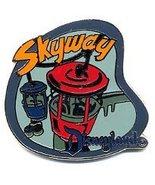 Disney DL - 1998 Attraction Skyway ride pin/pins - $29.99