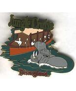 Disney DL- 1998 Attraction Jungle Cruise ride pin/pins - $56.39