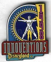 Disney DL - 1998 Attraction Innoventions ride pin/pins - $20.31