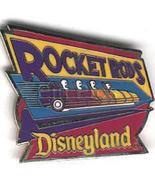 Disney DL - 1998 Rocket Rods Attraction ride pin/pins - $20.31
