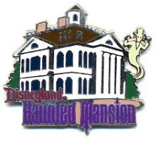 Disney DL- 1998 Haunted Mansion Attraction Pin/Pins