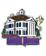Disney DL- 1998 Haunted Mansion Attraction Pin/Pins - $89.09