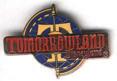Disney DL - 1998 Tomorrowland Attraction rare pin/pins