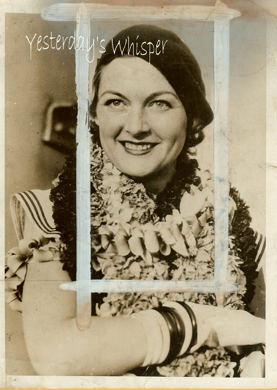 Eleanor Boardman Divorce King Vidor 1932 Press Photo