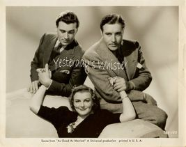 Walter Pidgeon Doris Nolan 1930s Original Promo Photo - $9.99