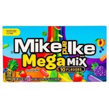 Mike and Ike Mega Mix Candies, 5-oz. Box. - $2.17