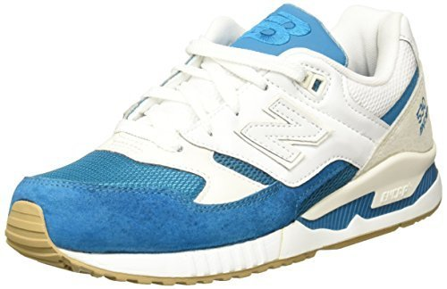 New Balance Women's W530 - Summer Waves Collection Teal/White 8 B