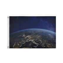 Custom Decor Flags Beautiful Earth Humans Live Adult Flags - $24.99