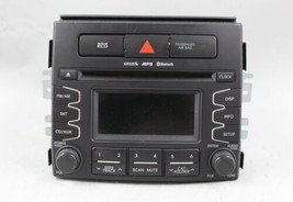 12 13 KIA SOUL AM/FM RADIO CD PLAYER RECEIVER 96170-2K110WK OEM - $84.14