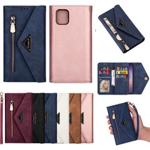 For Samsung A21S A71 A51 5G S20+ Note10 Lite Leather Wallet Card Slot Clip Cover - $59.46