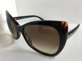 New Tom Ford  60mm Brown/Black Oversized Women's Sunglasses  - $159.99