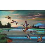 Mallards in Flight (Dufex Foil Print #155922) - $4.99