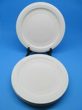 """Artimino Town and Country white Set of 4 Luncheon plates 9 1/4"""" - $43.22"""