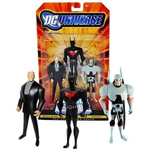 DUJ Year 2008 DC Universe Justice League Unlimited JLU Fan Collection 3 ... - $54.99