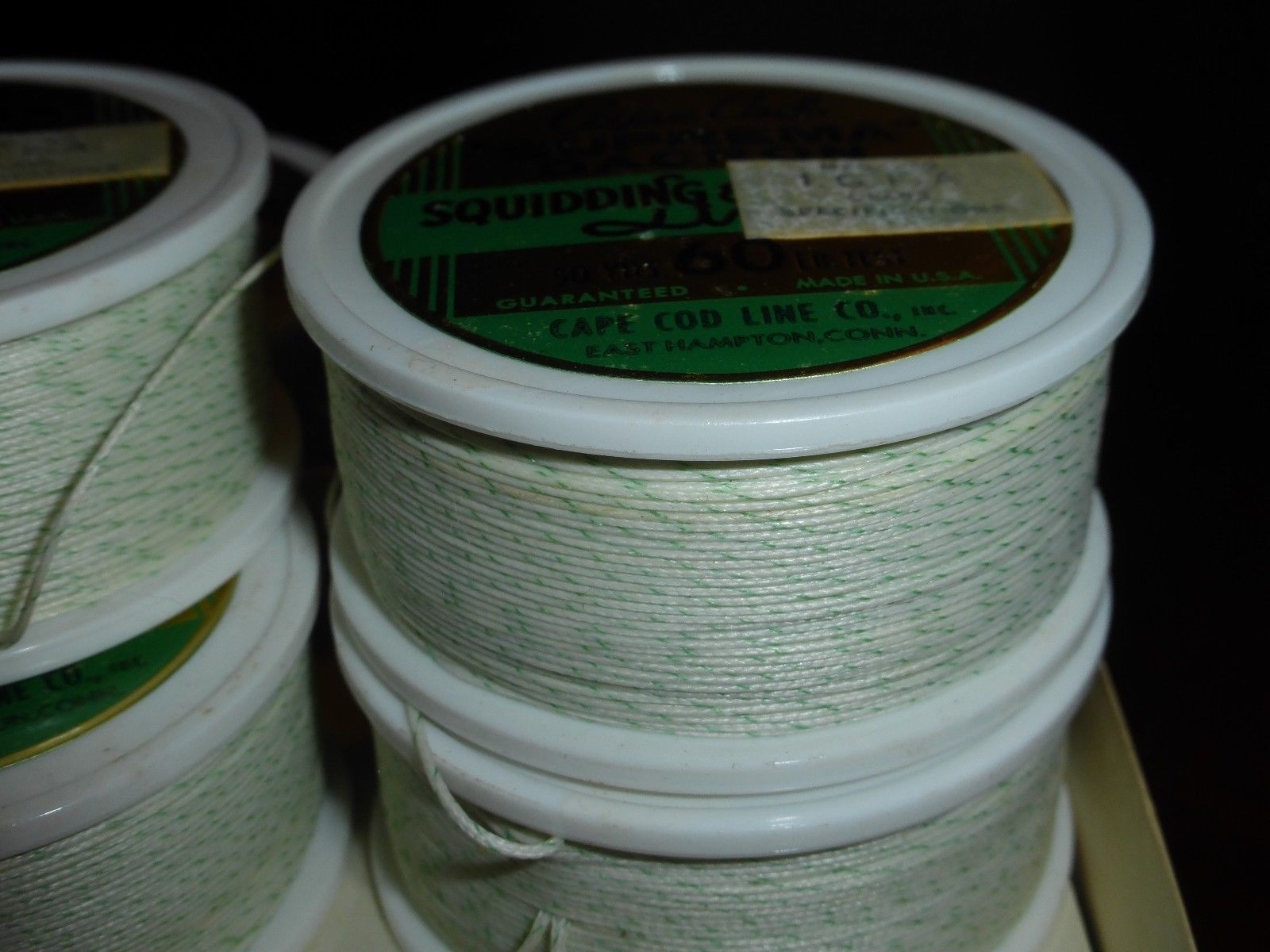 Bonus 25 Yards Extra Strong Shock Resistant Mono Leader 50lb 50-Yards Clear