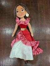 "Disney Store  21"" Elena Stuffed Plush Doll - $15.47"