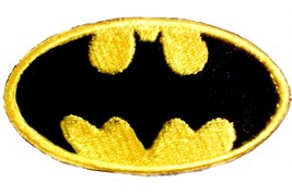 Batman Embroidered Patches Iron Sew On Bag Cap Jeans Jacket Badge Hero A... - $2.55
